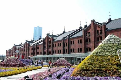 横浜・赤レンガ倉庫