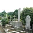 横浜山手・外人墓地