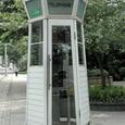 横浜山手・電話ボックス