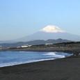 湘南からの富士山