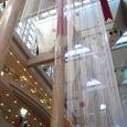 光のカーテン(横浜・ランドマークタワー)