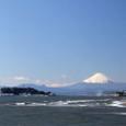 富士山(鎌倉・稲村ガ崎にて)