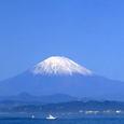 富士山・江の島にて