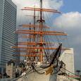 横浜:みなとみらい21(日本丸)