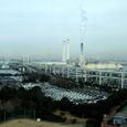 横浜ベイブリッジ:スカイウォーク