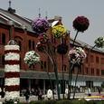 横浜:赤レンガ倉庫フラワーガーデン