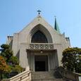 横浜:山手本通り・カトリック山手教会