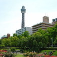 横浜:山下公園