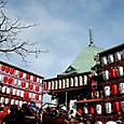 鎌倉:本覚寺